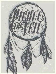 #ptv #pierce the veil #logo #vic fuentes #mike fuentes #tony perry #jamie preciado