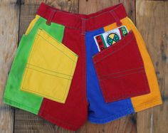 Hey, I found this really awesome Etsy listing at https://www.etsy.com/listing/187432614/vintage-80s-90s-hip-hop-color-block-high