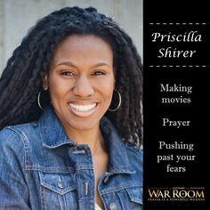 Priscilla Shirer.