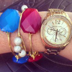 Set of 3 Bracelets - $34.99
