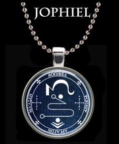 Archangel Seal Pendant for Jophiel