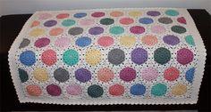 Baby Blanket   Crochet Wool Hexie   Pram Cot   Multi Colour   Made to Order   kidscreations   madeit.com.au
