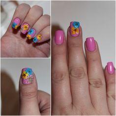 NOTD: Ciaté Strike-A-Posy Flower Manicure ~ Obsessed By Beauty