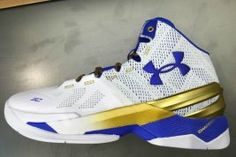 """Under Armour Curry 2 """"2 Rings"""" Release Date"""