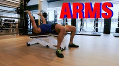 Arms Specialization Workout