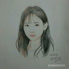 (2) Twice Fanart, Nayeon, Merlin, Sketches, Fan Art, Drawings, Anime, Cartoon Movies, Anime Music