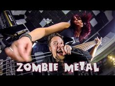 Zombie (metal cover by Leo & Stine Moracchioli) Cover Songs, Music Covers, Music Is Life, My Music, The Cranberries Zombie, Friday Dance, Natalie Imbruglia, Local Music, Do Video