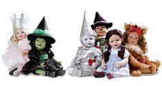 Adora Dolls - Wizard Of Oz collection.
