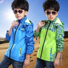 Check lastest price Big Boys Jackets Hooded Coats For Boys Outerwear Children Clothing Teenagers Outdoor Trench Coats Boys Clothes Windbreaker just only $16.59 with free shipping worldwide  #boysclothing Plese click on picture to see our special price for you
