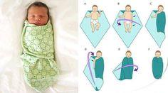 Enroladinho de bebê ~ Tudo Junto e Misturado