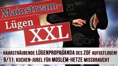 Mainstream-Lügen XXL - Haarsträubende Lügenpropaganda des ZDF aufgefloge...