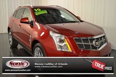 Certified Pre-Owned 2010 CADILLAC SRX Premium Collection For Sale in Orlando near Daytona Beach, FL - PAS513920