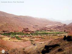 Top 10 Bond Locations: The Living Daylights (1987): Ouarzazate, Morocco. Photo: Tariq Daouda