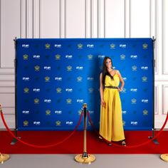 Step and Repeat Banners | Red Carpet Banners | UPrinting.com