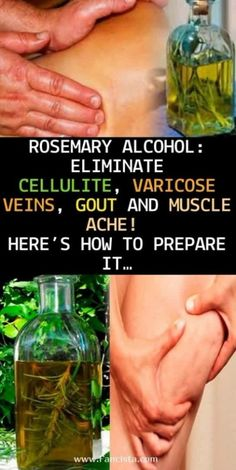 Rosemary Alcohol: Eliminate Cellulite Varicose Veins Gout And Muscle Ache! Heres How To Prepare It Rosemary Alcohol: Eliminate Cellulite Varicose Veins Gout And Muscle Ache! Heres How To Prepare It Click The Link For See Flat Lay Fotografie, Diy Beauté, Endocannabinoid System, How To Remove, How To Get, Thinking Day, Varicose Veins, Marketing, Beauty Hacks
