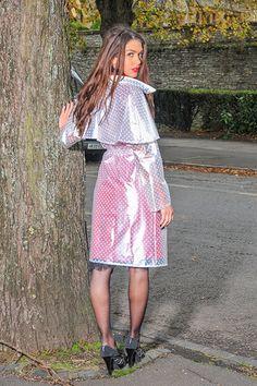 The Capulette Raincoat