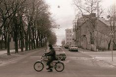 Korsholmanpuistikko 1977, kuva: Jukka Kankaanpää