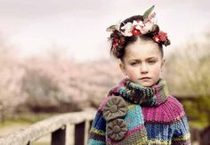 Bohemian look by Kenzo - 2012 Fashion Kids, Womens Fashion, Cute Outfits For Kids, Cute Kids, Kids Collection, Jacadi, Dolce And Gabbana Kids, Kenzo Kids, Kid Outfits