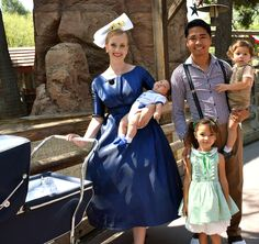 Our Favorite Outfits from the Official 60th Anniversary of Disneyland | Fashion | Disney Style