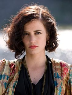 Eva Green as Miss G in Cracks, photographed by Jonathan Hession, 2009