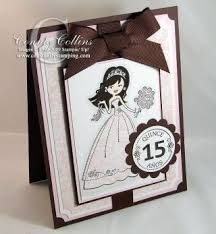 quinceanera stampin up jpg - Google Search