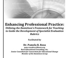 Download from Illinois Alliance of Administrators of Special Education Fall Conference handout 9/12. Main Site Session 3 Rubrics also available from that site  http://www.iaase.org/static.asp?path=3938  Pinned by SOS Inc. Resources http://pinterest.com/sostherapy