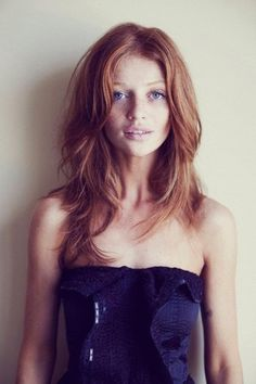 theachinglybeautiful: Cintia Dicker http://pinterest.com/NiceHairstyles/hairstyles/