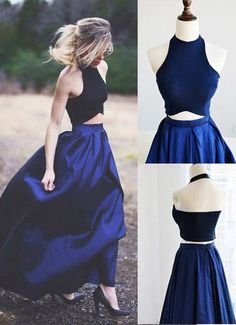 Fashion Prom Dress,Royal Blue Prom Dresses,Long Evening Dress, Prom Dresses 2017, Prom Dress