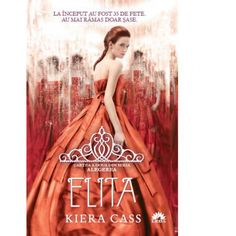 Elita (Alegerea#2) de Kiera Cass