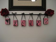 Wayward Girls' Crafts: Guest Post: Angela from Love Sweet Love.  Never thought to do this for holidays.