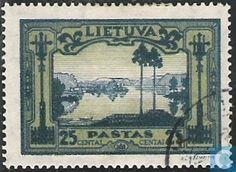 1932 Lithuania - Neman river