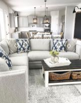 Stunning rustic farmhouse living room design ideas (16)