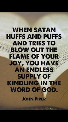 The Lord God my father will keep my fire roaring through his word! Satan tried to pick and choose from the word of God to trip up Jesus. Jesus knew what he was doing and did not let him get away with it! The Words, Cool Words, Faith Quotes, Bible Quotes, Bible Verses, Devil Quotes, Faith Sayings, Prayer Quotes, True Quotes