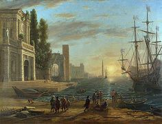 """Image result for claude """"a seaport"""" 1644"""
