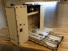 Printrbot Go....3d printer that folds up into a suitcase.....how cool!!