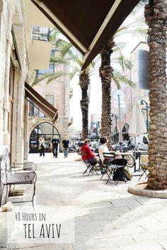 Tipps für ein Wochenende in Tel Aviv, Israel