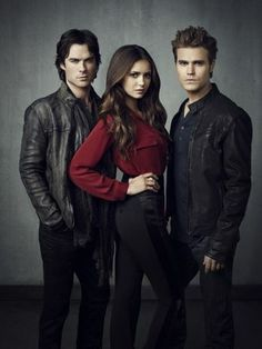 THE VAMPIRE DAIR  SEASON  4 CAST PHOTOS   ... CW - Vampire Diaries saison 4 : les 10 premiers scoops de la saison 4