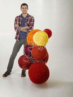 2014 in Crochet: Crochet Art and Artists  