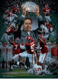 Roll Tide!  2009 National Champions