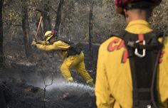 Horrific toll of firestorms comes into focus as firefighters make progress