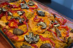 Cashew Butternut Vegan Lasagna-gluten free-theunprocessedhome.com  #cashewcheese #vitamix #lasagna