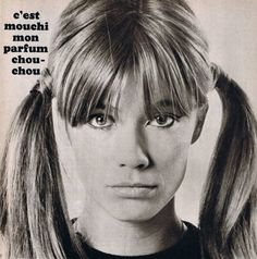 Francoise Hardy, made in the sixties