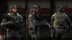 3d Model Character, Character Design, Warrior Concept Art, Military Special Forces, First Person Shooter, Single Player, Modern Warfare, Call Of Duty, Designs To Draw