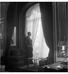 Dior Paris 1950 - Photo Cecil Beaton