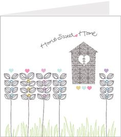 Home Sweet Home - Flowerbed
