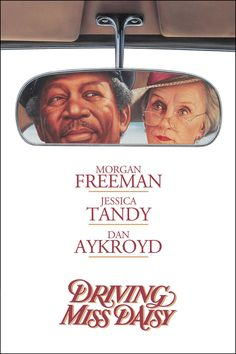 """""""Driving Miss Daisy"""" Warm and smartly paced, and boasting impeccable performances from Morgan Freeman and Jessica Tandy."""