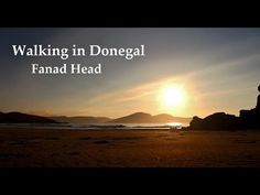 Walking in Donegal - Fanad Head