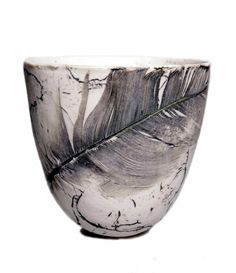 .beautiful    -  RAKU clay pot as inspiration -