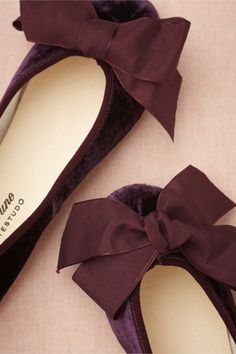 Parisian Ballet Flats in SHOP Shoes & Accessories Shoes at BHLDN