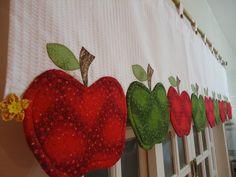 Bandô maçãs